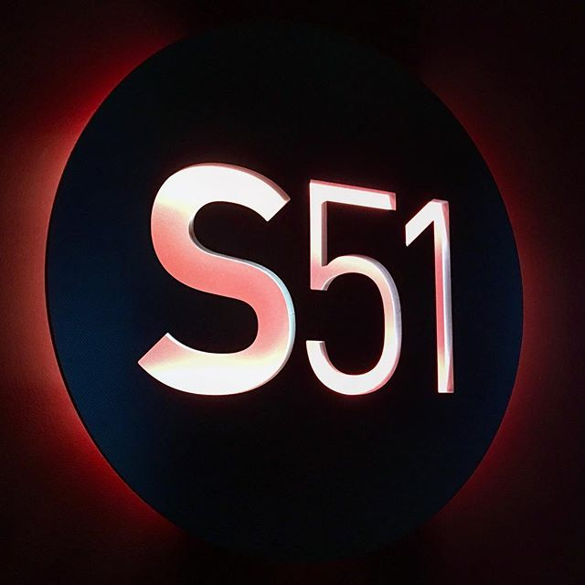 Surface 51 Sign